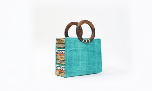 [SALE] Mint Square Bag