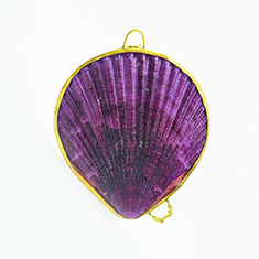 Mermaid Mirror_purple