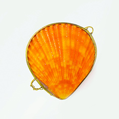 Mermaid Mirror_orange